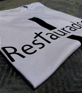 Camisa Unissex Restaurados