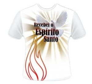 Camisa Divino Espírito Santo