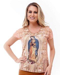 Blusa Nossa Senhora de Guadalupe - Coleção Pedraria