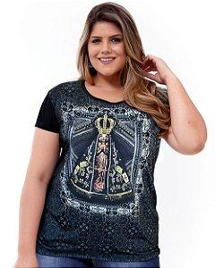 Blusa Plus Size Nossa Senhora Aparecida