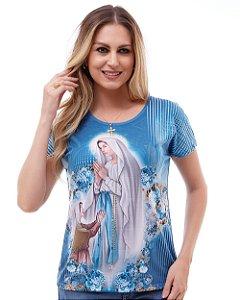 Blusa Nossa Senhora de Lourdes