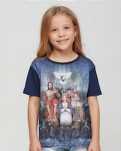 Camiseta Infantil Divino Pai Eterno