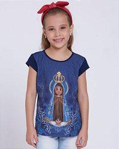 Blusa Infantil Nossa Senhora Aparecida