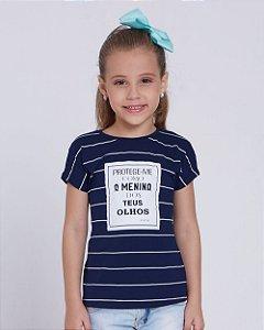 Blusa Infantil Menina dos Teus Olhos