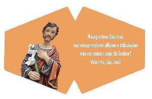 Máscara de Proteção Adulto - São José