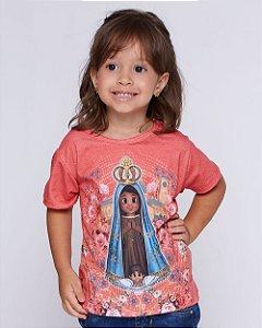 Blusa Infantil Aparecidinha