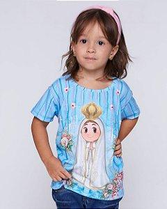 Blusa Infantil Fatiminha