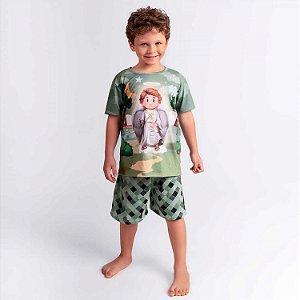 Pijama Infantil São Gabrielzinho