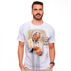 Camisa Padre Pio