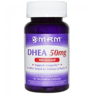 DHEA 50mg - MRM 90caps
