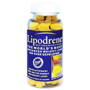 LIPODRENE - HI TECH 100caps