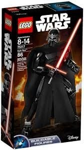 Lego Star Wars 75117 Kylo Ren Episodio 7 VII - 86 Pçs