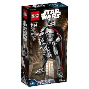 Lego Star Wars 75118 Capitain Phasma 82 Peças