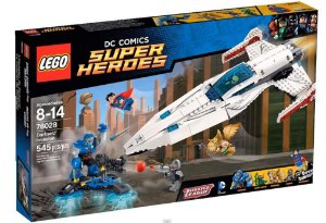 Lego 76028 A Invasão De Darkseid - Super Heroes  Marvel
