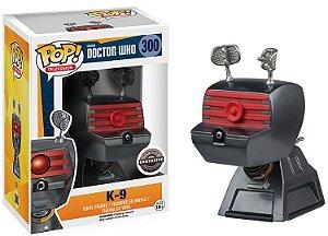 Funko Pop Doctor Who K-9 Exclusive