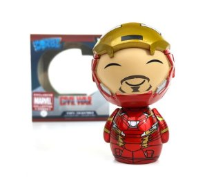 Funko Dorbz Iron Man Civil War Unmasked Exclusive