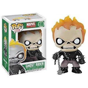 Funko Pop Ghost Rider Marvel Raro
