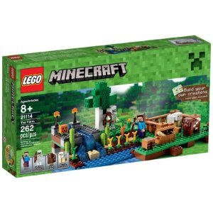 Lego Minecraft 21114 A Fazenda