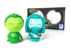 Funko Dorbz Superman e Aquaman Exclusivo Dc