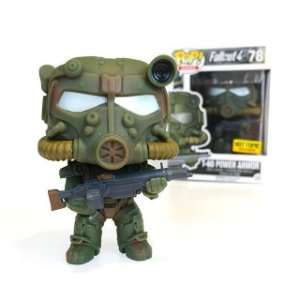 Funko Pop T-60 Power Armor Exclusive Fallout 4