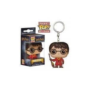 Funko Pocket Chaveiro Exclusivo Harry Potter Quadribol