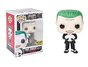 Funko Pop Suicide Squad The Joker Texudo Exclusivo Hot Topic