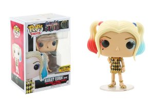 Funko Pop Suicide Squad Harley Quinn Exclusivo Hot Topic