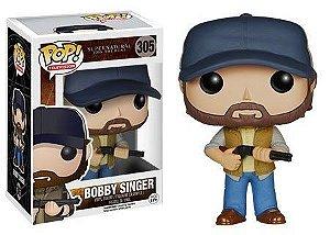 Funko Pop Bobby Singer Supernatural