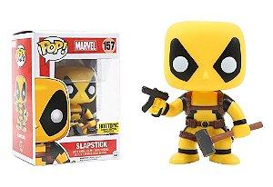 Funko Pop Deadpool Exclusivo Slapstick Mystery Box