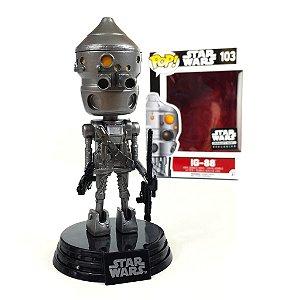 Funko Pop Star Wars IG-88 Exclusivo