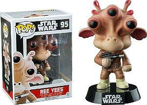 Funko Pop Star Wars Ree Yees Exclusivo