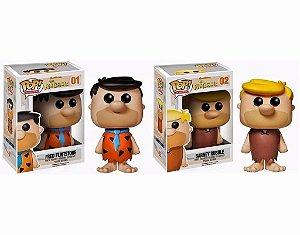 Funko Pop The Flintstones Fred e Barney