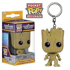 Funko Pocket Chaveiro Marvel Groot