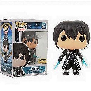 Funko Pop Kirito Sword Art Online Exclusivo Hot Topic