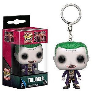 Funko Pocket Chaveiro Esquadrão Suicida Joker
