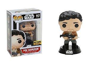 Funko Pop Star Wars Poe Dameron Exclusivo Hot Topic