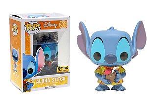Funko Pop Disney Aloha Stitch Exclusivo Hot Topic