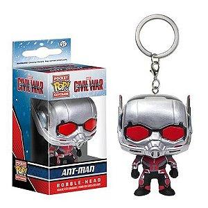 Funko Pocket Chaveiro Ant Man Marvel