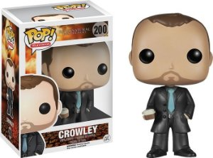 Funko Pop Supernatural Crowley