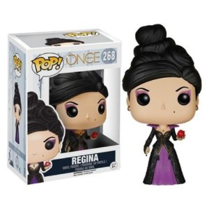 Funko Pop Regina (Rainha Má) - Série Once Upon a Time