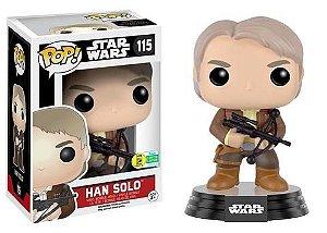 Funko Pop Star Wars Han Solo Sdcc 2016