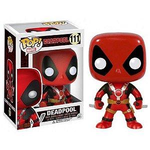 Funko Pop Deadpool Marvel