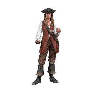 Elizabeth Swann - Piratas do Caribe 2 - Serie 2 18 cm