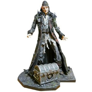 Bootstrap Bill Turner - Piratas do Caribe 2 - Serie 2 18 cm
