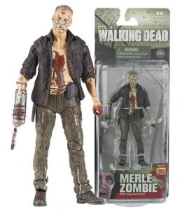 Merle Zombie -The Walking Dead TV series 5