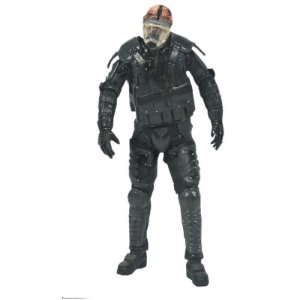 Gas Mask Zombie - The Walking Dead Series 4