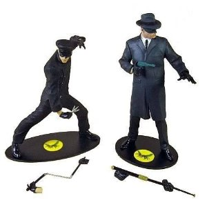 The Green Hornet And Kato Box Factory Boneco Besouro Verde