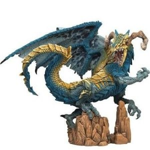 DRAGONS - SÉRIE 7 - warrior DRAGON MCFARLANE