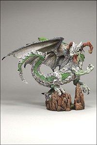 DRAGONS - SÉRIE 7 - White Warrior MCFARLane