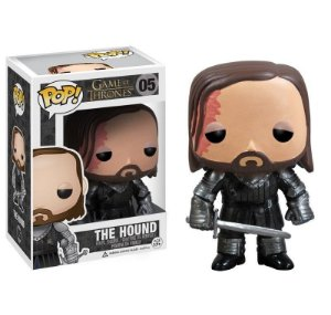 Boneco Funko Pop Games of Thrones The Hound